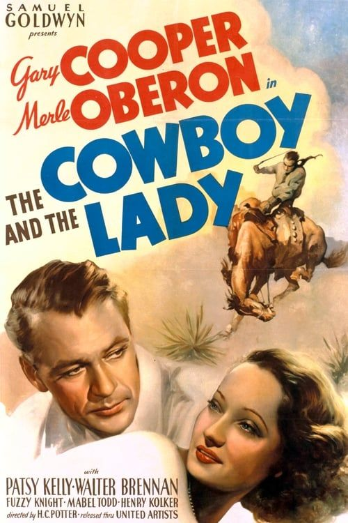Key visual of The Cowboy and the Lady