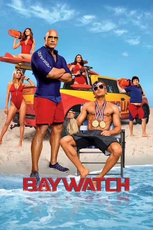 Key visual of Baywatch