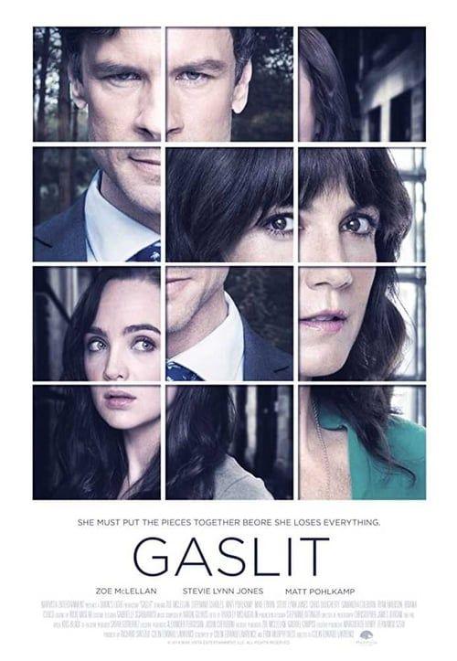 Key visual of Gaslit