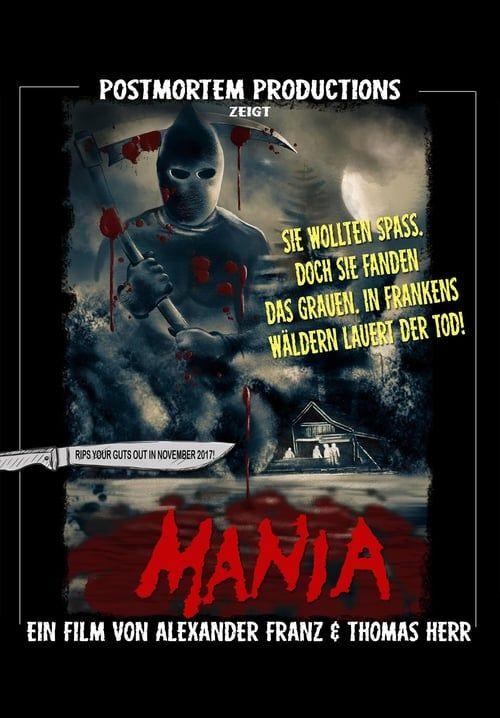 Key visual ofMania