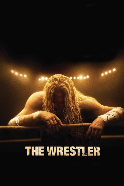 Key visual of The Wrestler