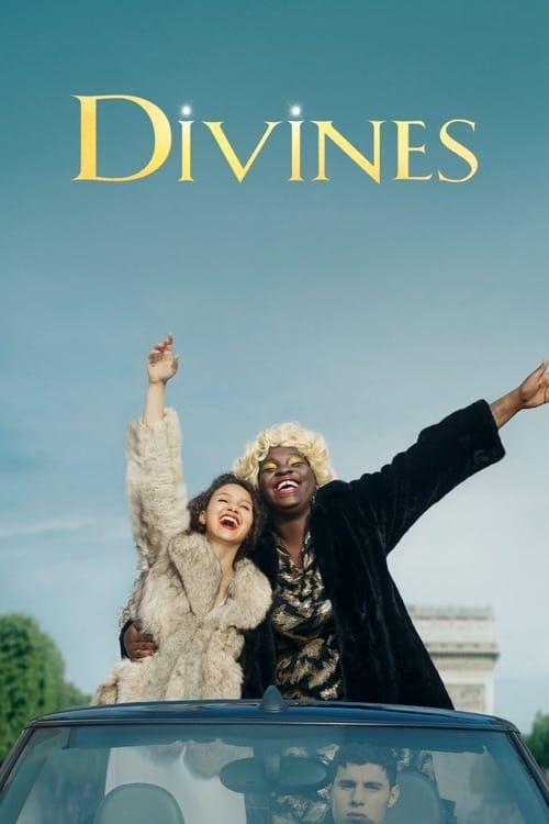 Key visual of Divines