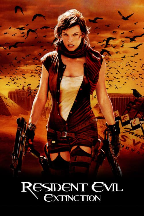 Key visual of Resident Evil: Extinction