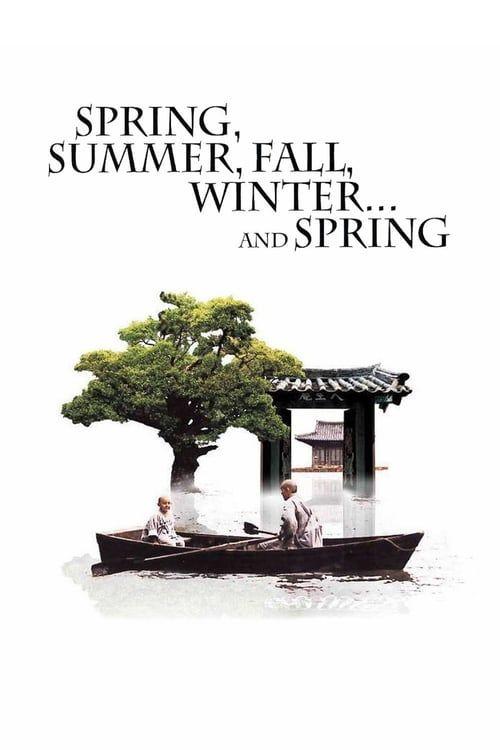 Key visual ofSpring, Summer, Fall, Winter... and Spring