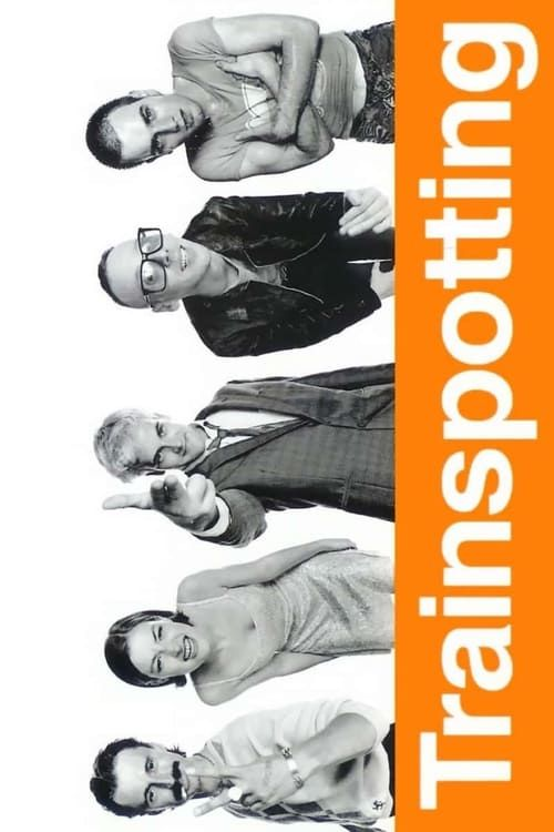 Key visual ofTrainspotting