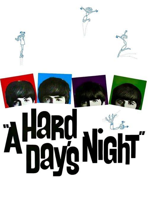 Key visual of A Hard Day's Night