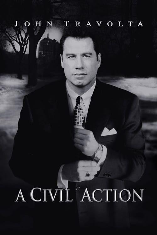 Key visual ofA Civil Action