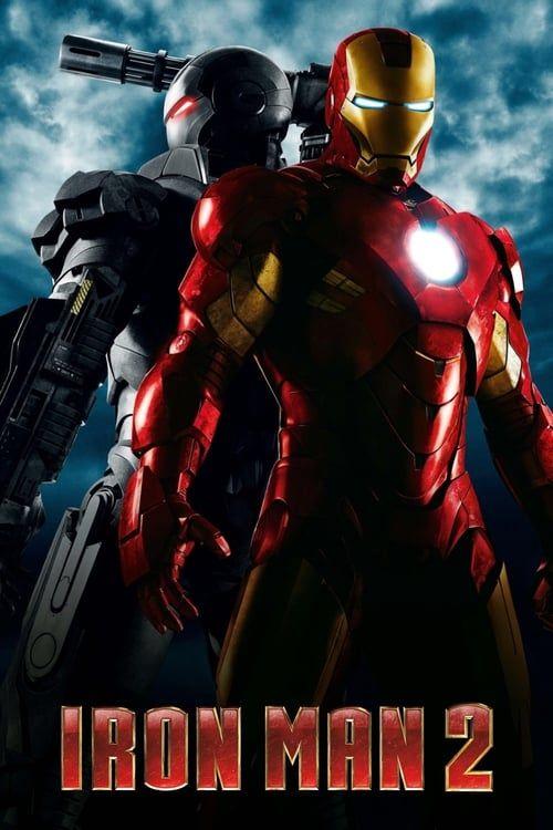 Key visual of Iron Man 2