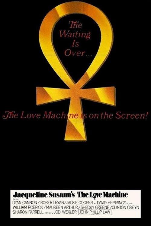 Key visual of The Love Machine
