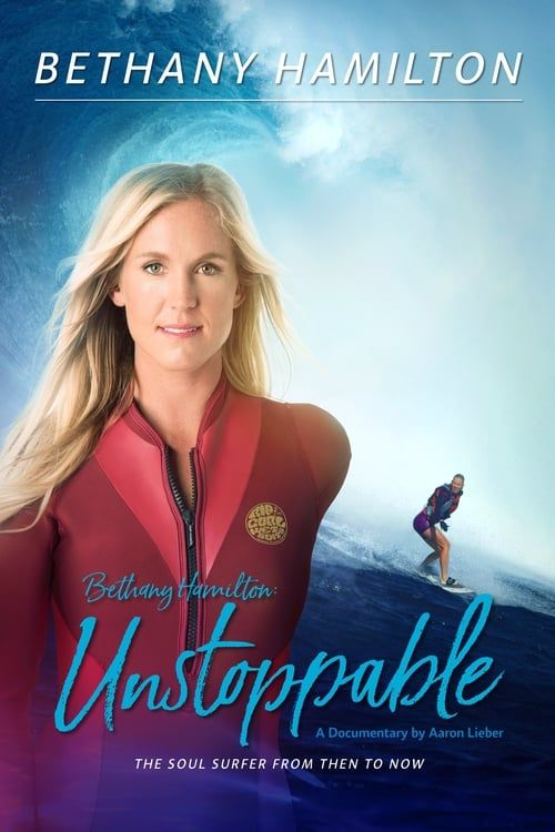 Key visual of Bethany Hamilton: Unstoppable