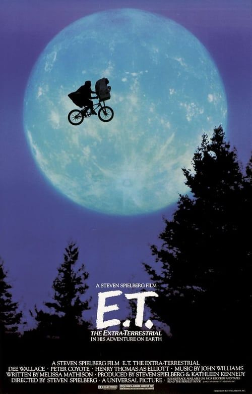 Key visual of E.T. the Extra-Terrestrial
