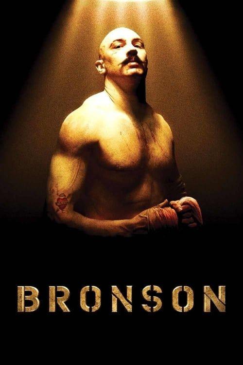 Key visual ofBronson