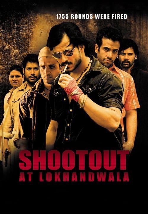 Key visual of Shootout at Lokhandwala