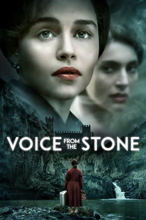 Key visual of Voice from the Stone