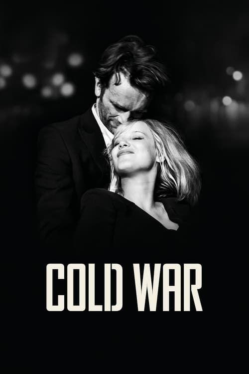 Key visual of Cold War