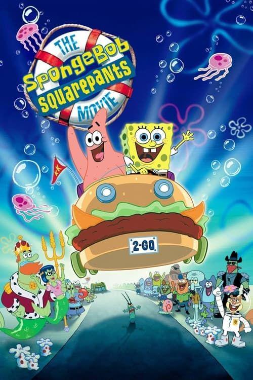 Key visual ofThe SpongeBob SquarePants Movie