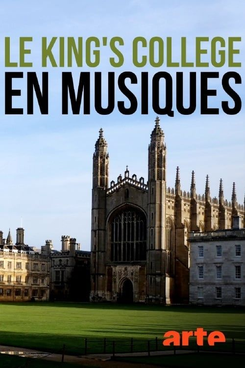 Key visual ofLe King's College en musiques