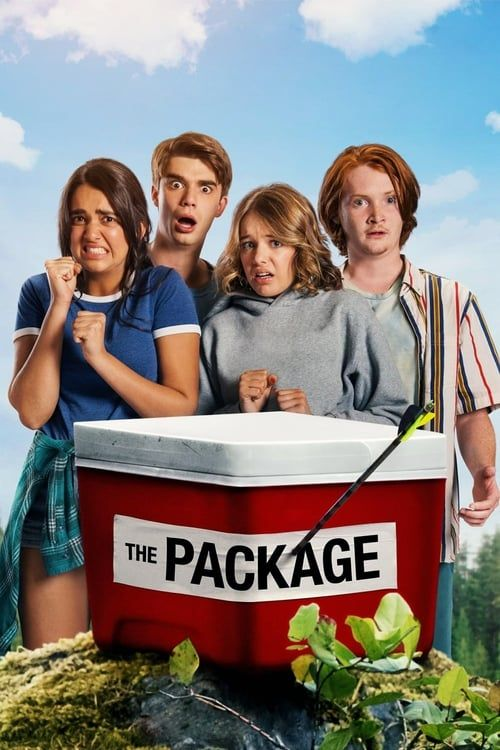 Key visual of The Package
