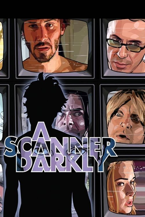 Key visual ofA Scanner Darkly