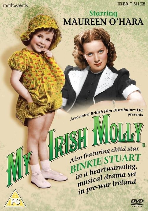 Key visual ofMy Irish Molly
