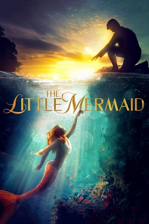 Key visual ofThe Little Mermaid
