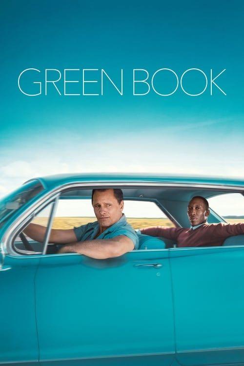 Key visual of Green Book
