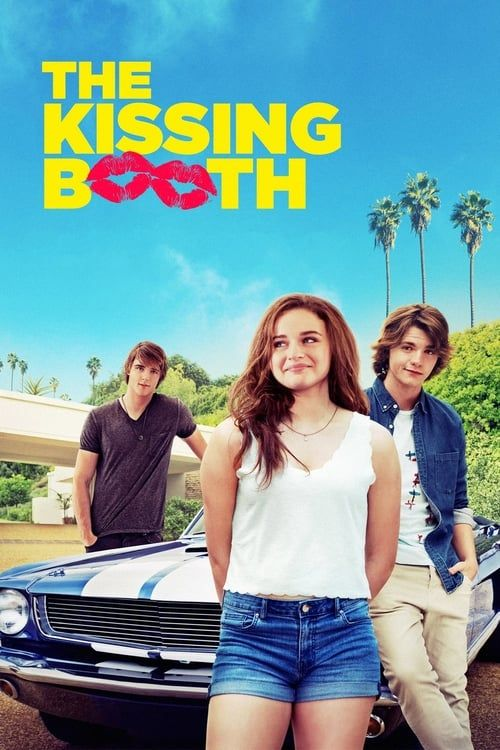 Key visual of The Kissing Booth