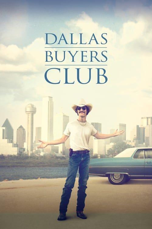 Key visual ofDallas Buyers Club