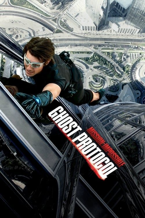 Key visual of Mission: Impossible - Ghost Protocol