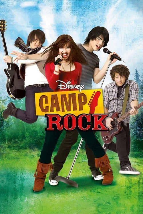 Key visual of Camp Rock