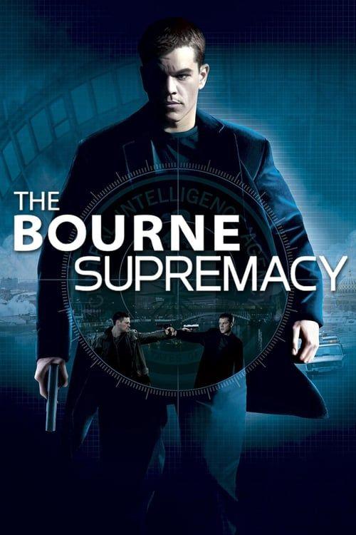 Key visual ofThe Bourne Supremacy
