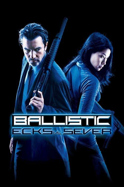 Key visual of Ballistic: Ecks vs. Sever