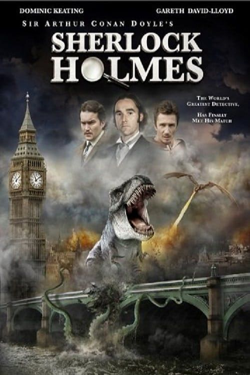 Key visual ofSherlock Holmes