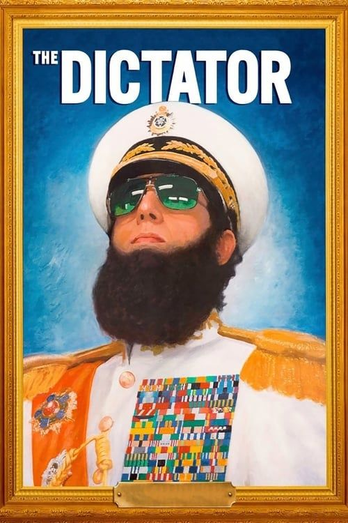 Key visual of The Dictator