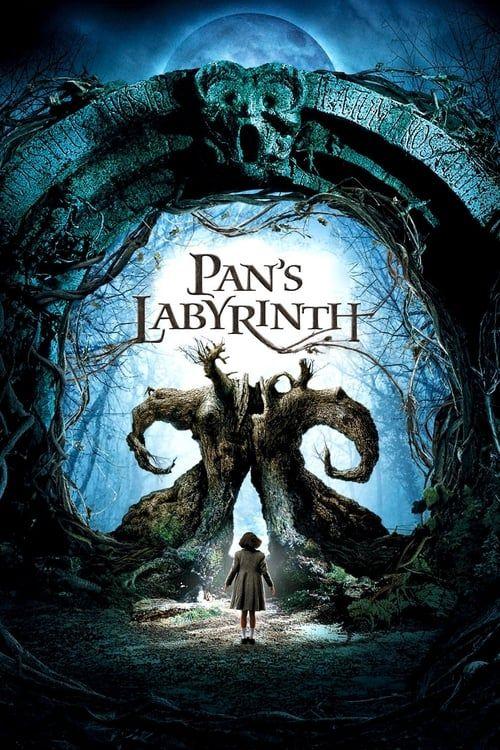 Key visual ofPan's Labyrinth