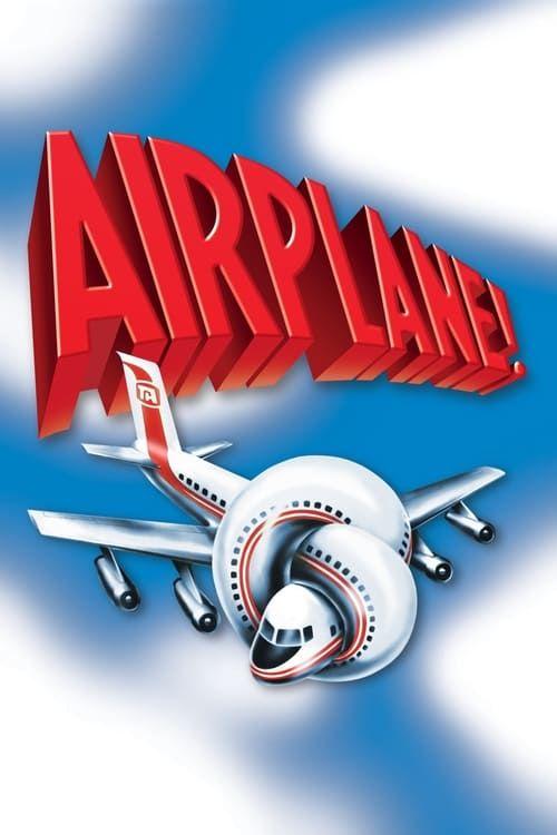 Key visual of Airplane!