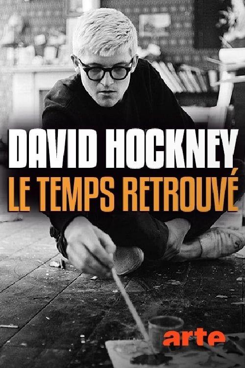 Key visual ofDavid Hockney: Time Reclaimed