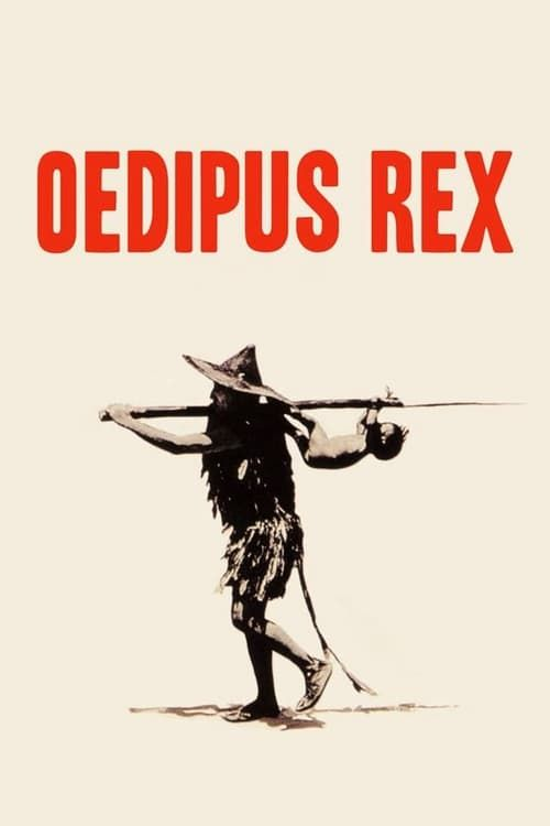 Key visual of Oedipus Rex