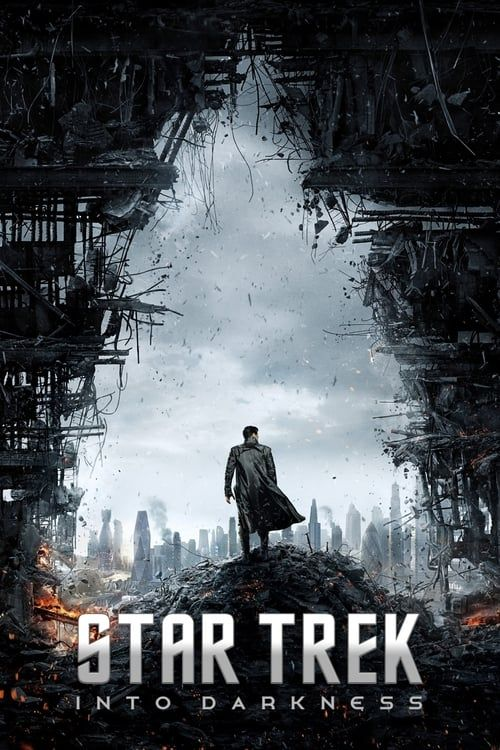 Key visual ofStar Trek Into Darkness