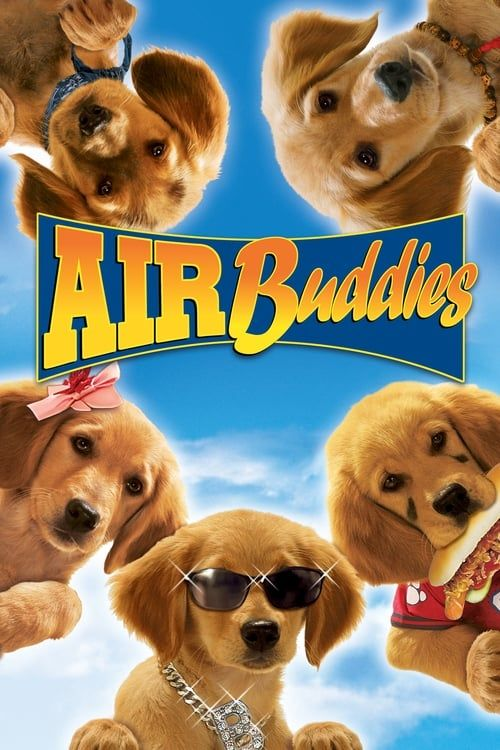 Key visual ofAir Buddies