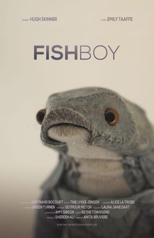 Key visual ofFish Boy