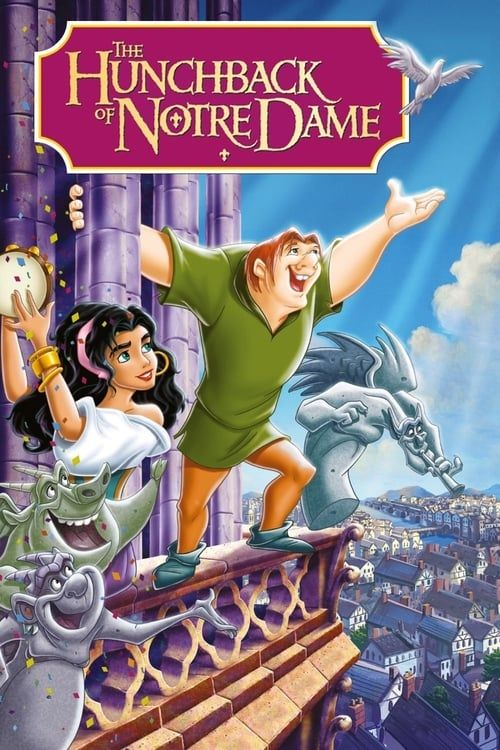 Key visual of The Hunchback of Notre Dame