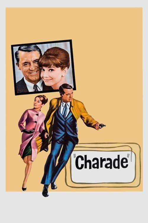 Key visual ofCharade