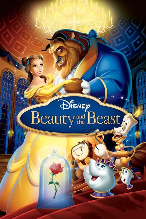 Key visual of Beauty and the Beast