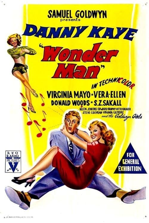 Key visual of Wonder Man