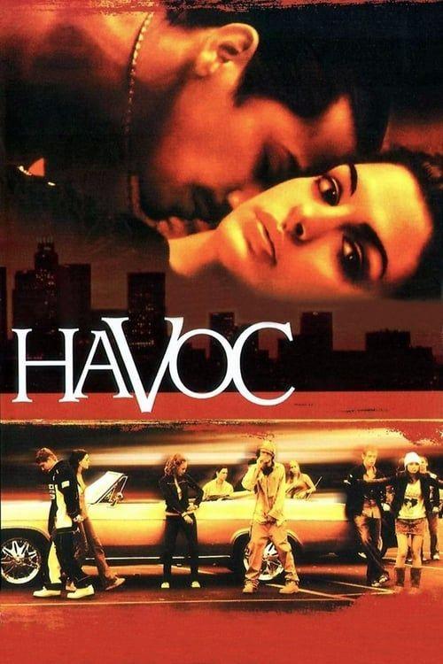 Key visual ofHavoc