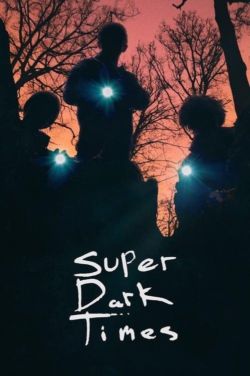 Key visual of Super Dark Times
