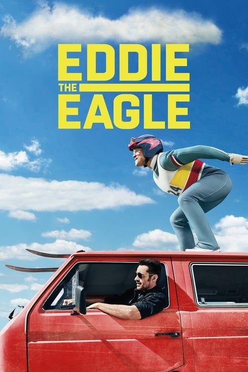 Key visual of Eddie the Eagle
