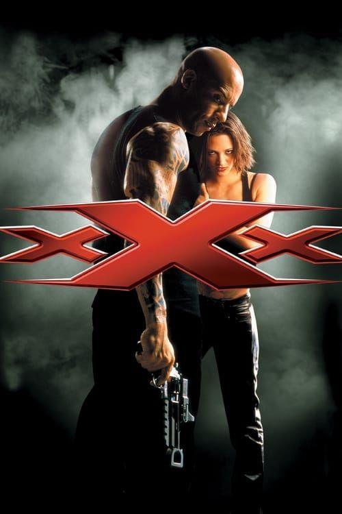 Key visual of xXx
