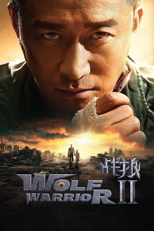 Key visual of Wolf Warrior 2